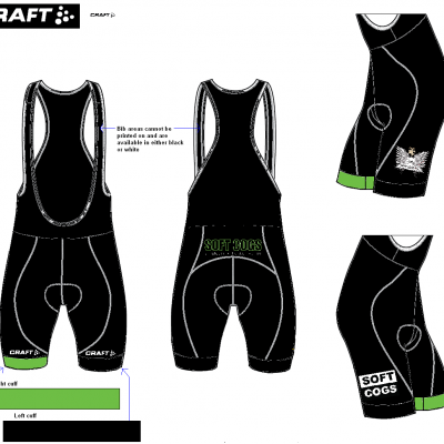 Craft Bib shorts