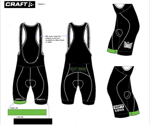 Craft Bib shorts