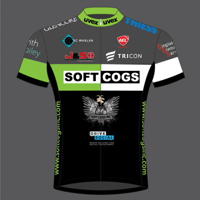 Soft Cogs Jersey 2017