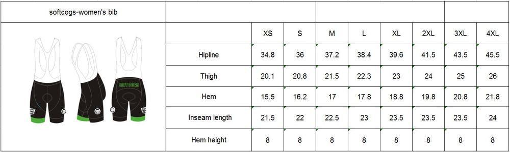 shorts-knicks-women-chart